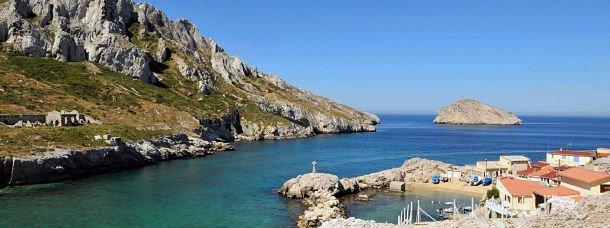 Marseille: mes calanques à moi