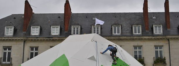 Escalade à Nantes