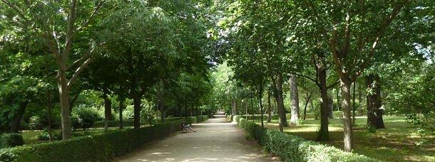 Parc du Retiro, Madrid