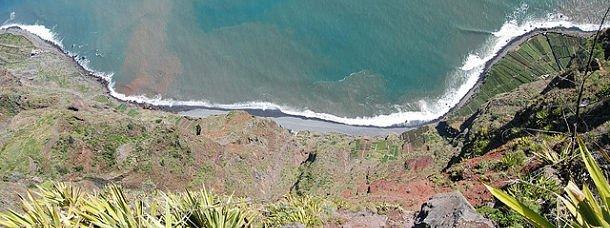 La vue depuis le Cabo Girao