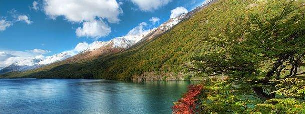 Lac de Patagonie