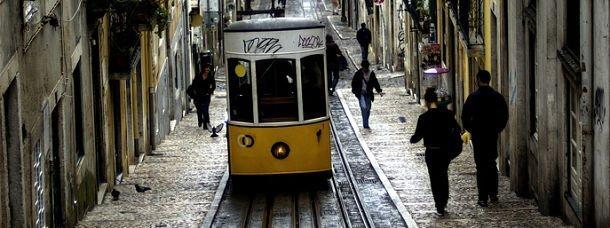 Sur les toits de Lisbonne: le Bairro Alto