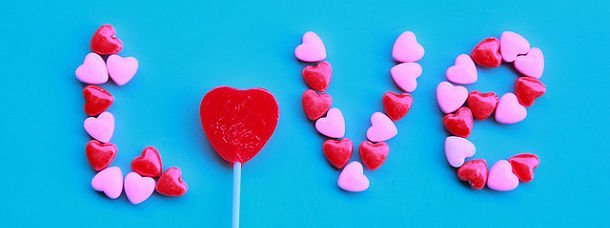 amour bonbons