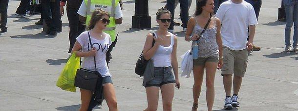 anglaises en mini-jupes