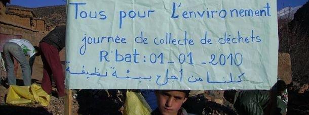 collecte-dechets-tawaya-maroc