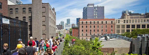 La High Line, promenade hype à New York