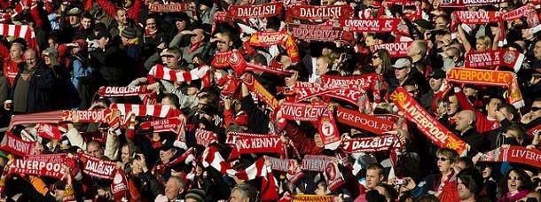 Les supporters de football anglais