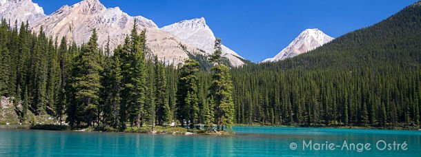 Canada, Lac Maligne