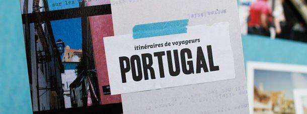 Julie Sarperi, Itinéraires de voyageurs Portugal
