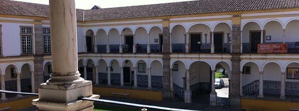 L'Université d'Évora