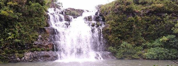 Cascade de la rivière du Poste