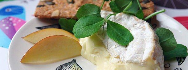Le camembert de Normandie