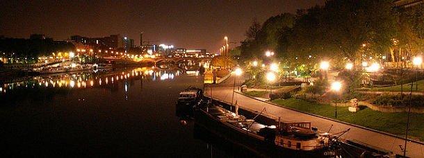 Paris 2012: la Nuit Blanche fête ses 10 ans
