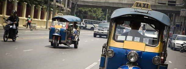 Vie d'expat, épisode 3 : journaliste à Bangkok