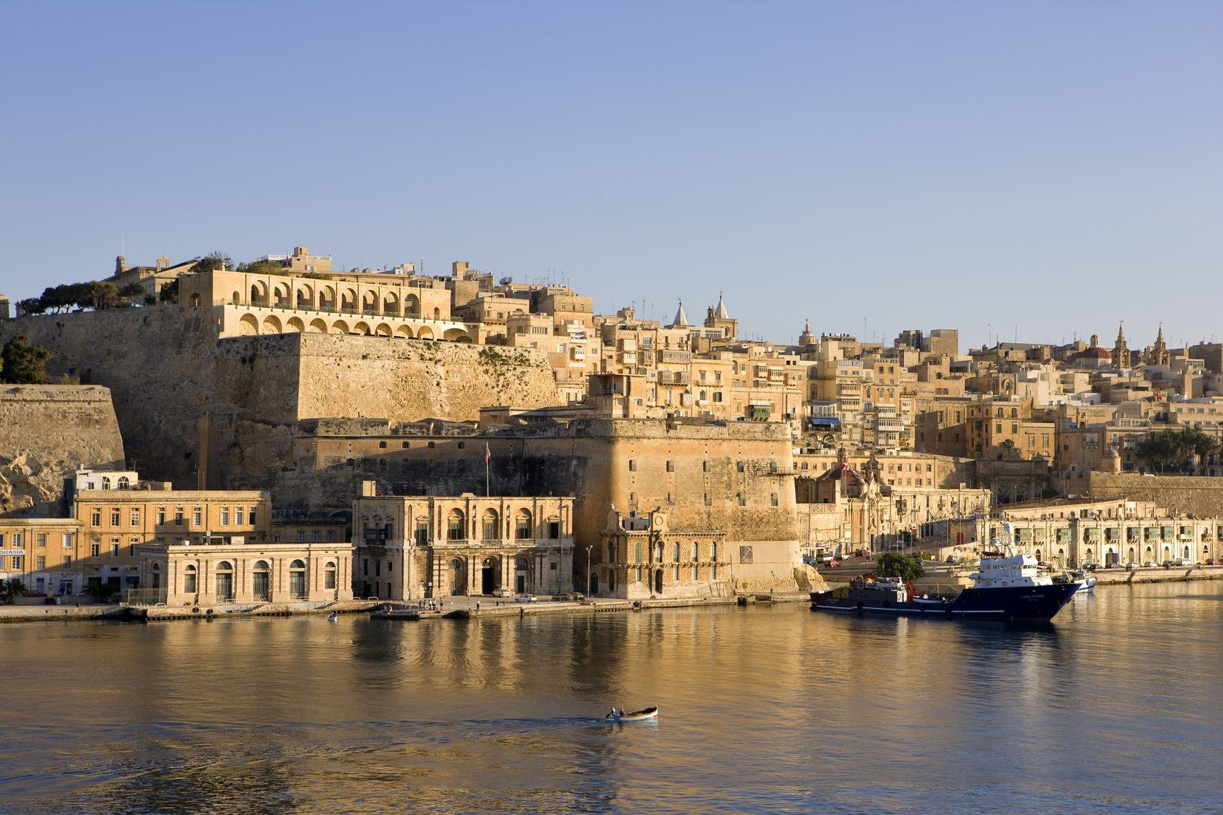 Malte, citadelle de la Valette, incontournables