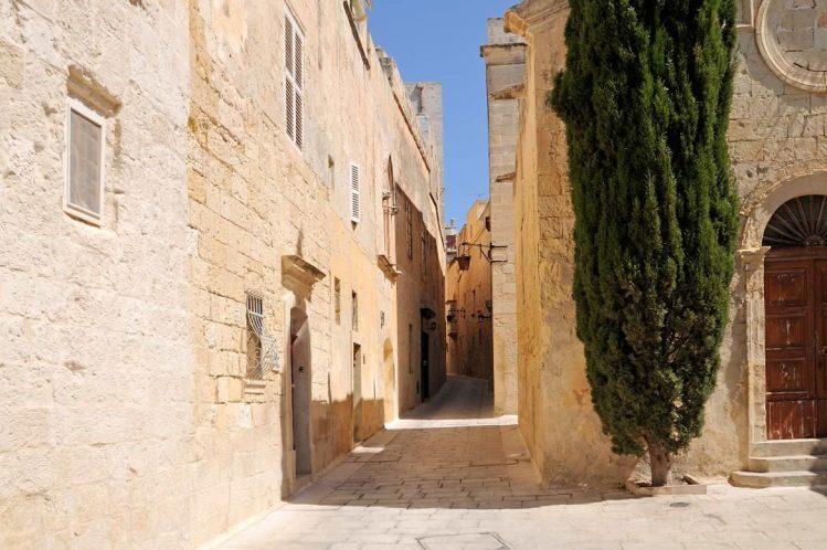 rue de Mdina, Malte incontournables