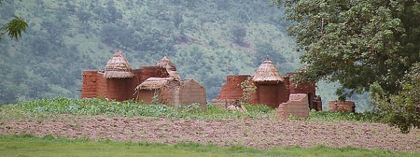 village-togo-afrique