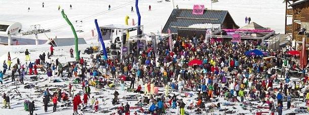 Ski: moonboots sur le dancefloor cet hiver!