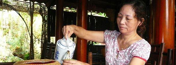 Le thé vert, un art de vivre au Vietnam