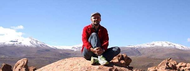 Fabrice Dubesset, voyager avec moins de 20 € / jour