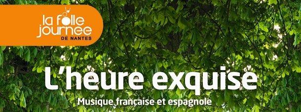 Vivez la Folle Journée de Nantes!