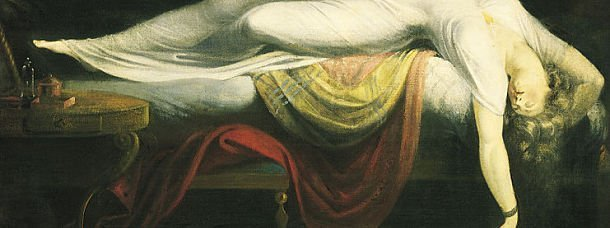 Le cauchemar de John Henry Fuseli