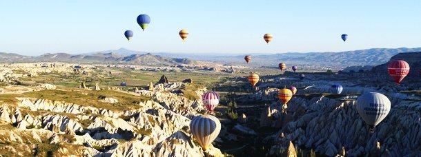Que voir en Turquie: les incontournables
