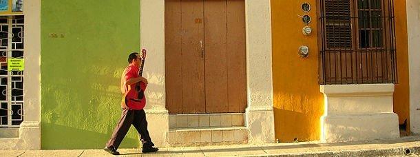 Campeche-centre
