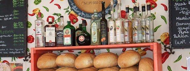 Un w-e à Budapest, salons de thé et cuisine de rue