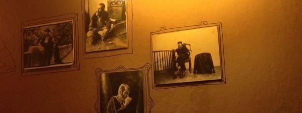 La déco rétro-vintage du restaurant M, à Pest
