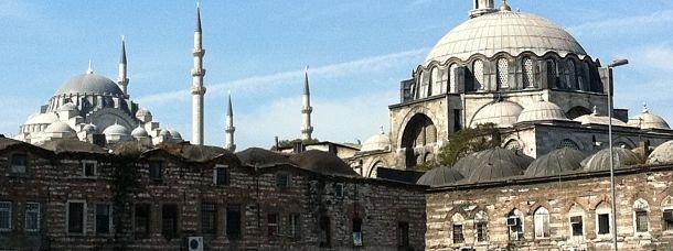 Istanbul, de mosquées en hammams