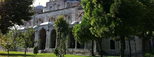 mosquée Istanbul