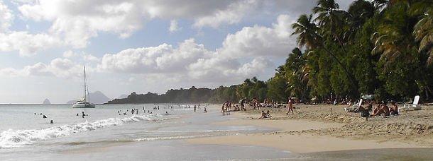 plage-martinique soleil