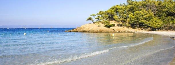 Nos plages de rêve sur la Côte d'Azur