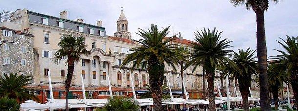 split-croatie villes