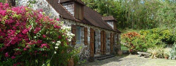 Chez Joséphine de Beauharnais, à la Martinique