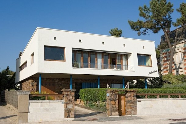 Royan architecture