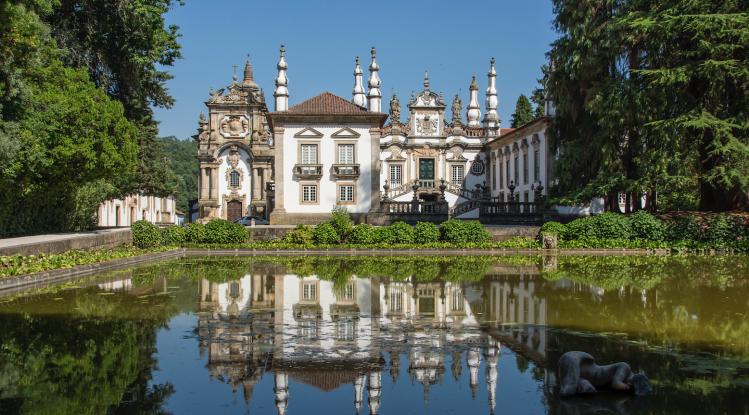 casa de mateus portugal