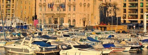 marseille-port-bateaux