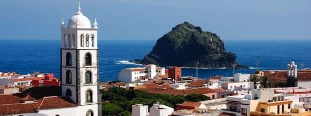 Un printemps à Tenerife aux Canaries