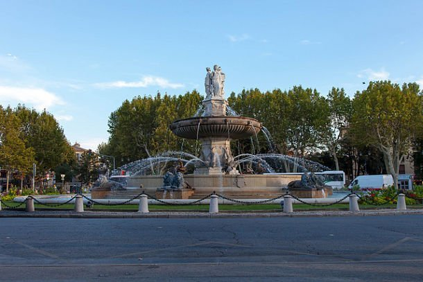 fontaine-aix