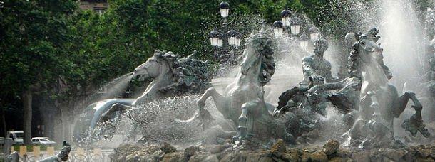 Top 10 des plus belles fontaines françaises