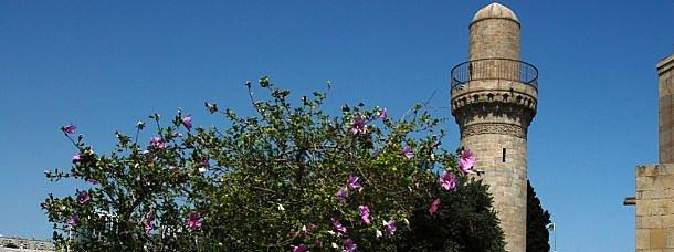 La Vieille Ville de Bakou, la perle d'Azerbaïdjan