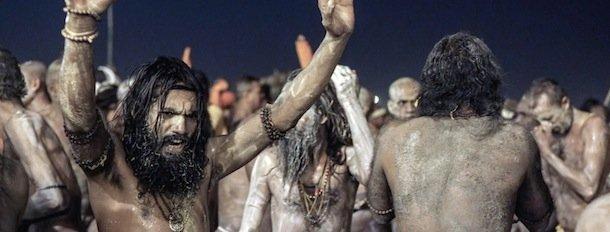 Le plus grand rassemblement de la planète? Il fallait s'en douter, c'est un pèlerinage.  © Éric Bouvet