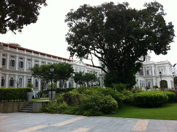 Musée Singapour