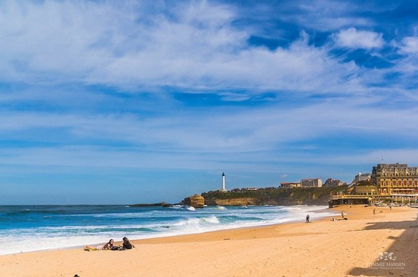 plage-biarritz