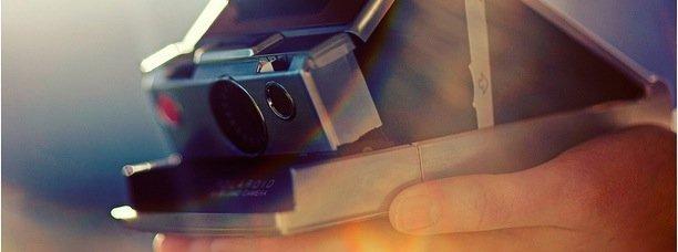 Mykonos en mode Polaroid