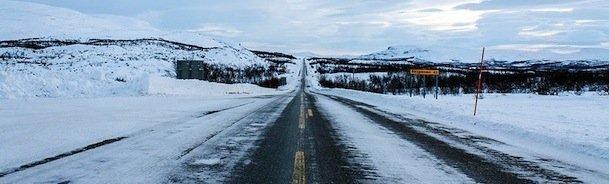 Road trip arctique par Cécile et William