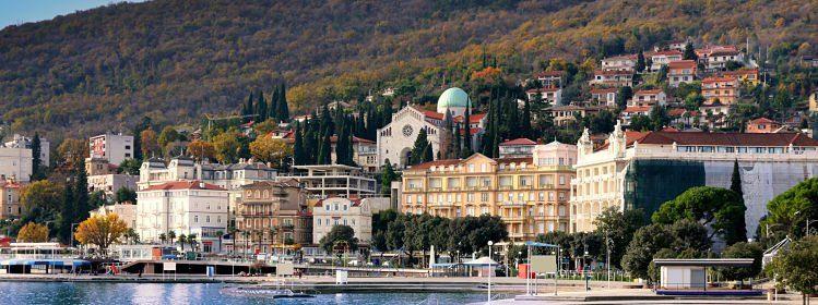 Opatija, Croatie ©Vladimir Mucibabic/Shutterstock.com
