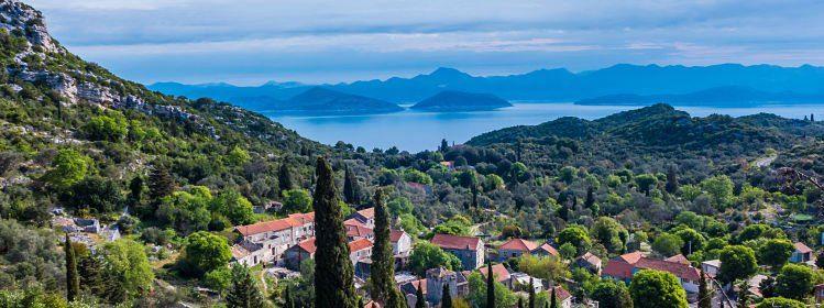 Île de Mljet, Croatie ©Photoanto/Shutterstock.com